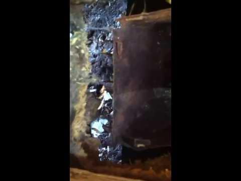 Mobile home floor vent repair