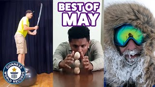 Insane May 2020 Records!  - Guinness World Records
