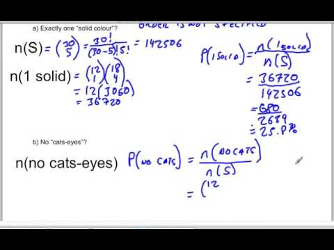 Permutations and Combinations 1
