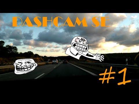 Bad Drivers & Observations #1 Swaying Caravan & Left Lane Hoggers