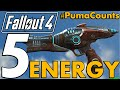 Download Top 5 Best Unique Energy Guns and Weapons in Fallout 4 #PumaCounts MP3,3GP,MP4