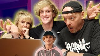 MY DIVORCED PARENTS REACT TO MY 2017 BEST YEAR OF MY LIFE!! **emotional**