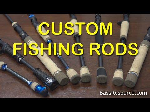 Batson Enterprises Custom Fishing Rods | Bass Fishing