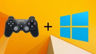 How To Use A Dualshock 3 Ps3 Controller On Pc With Xinput Wrapper