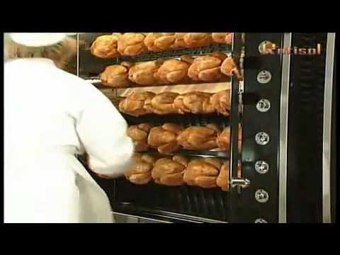 Rotisol Grandes Flammes Rotisserie