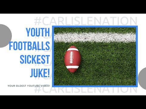 Youth Football's Sickest Juke Ever !!!