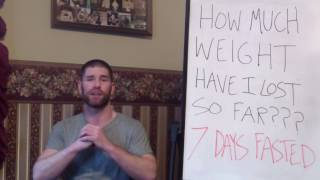 Crazy Weight Loss After Only 7 Days of Fasting! | Intermittent Fasting & Weight Loss Tips