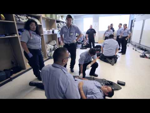 Emergency Medical Technician Program at San Jose City College