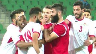 ملخص مباراة سوريا 1-0 الأردن   بطولة الصداقة الدولية 2019/3/23