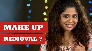 Make Up Removal (Home Remedy) - Get Stylish with Poornima Indrajith
