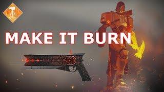 Destiny 2: QUICKEST WAY TO UNLOCK THE SUNSHOT MASTERWORK