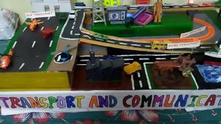 Transport and comunication project