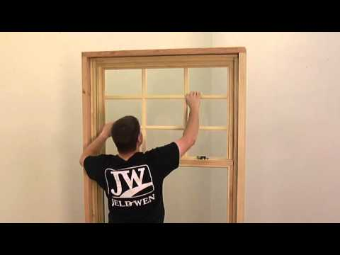 How To Replace the Full Surround Wood Grilles on a JELD-WEN Custom Wood Window