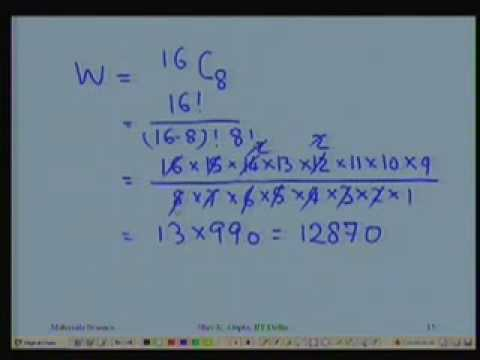 Lecture - 2 Internal Energy Enthalpy