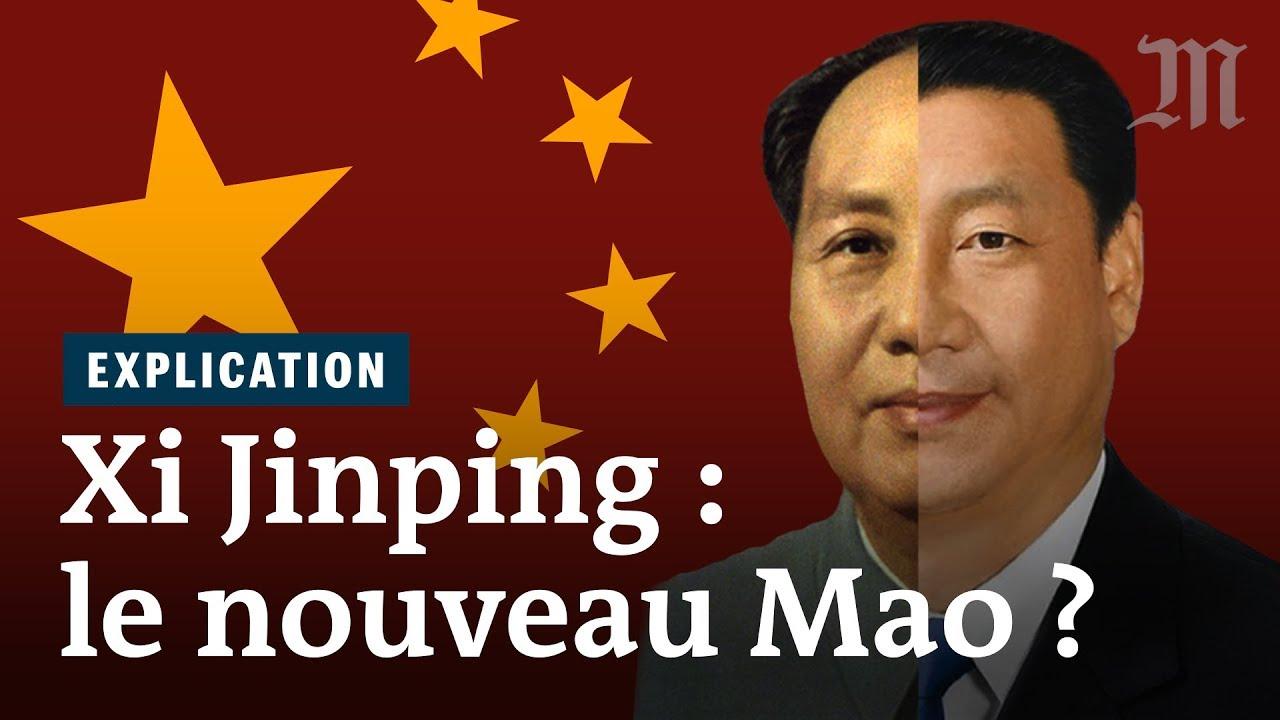 Chine : Xi Jinping est-il lenouveau Mao ?