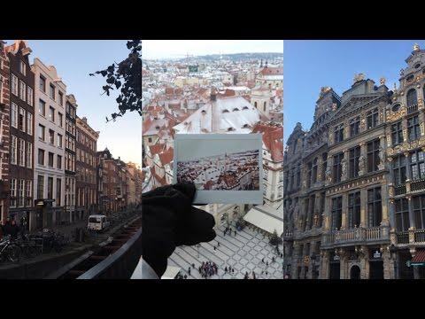 When In | Brussels Amsterdam Prague
