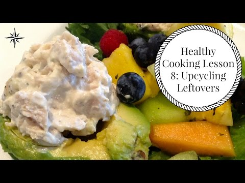 What to Eat to Lose Weight Fast Day 8: Upcycling Leftovers