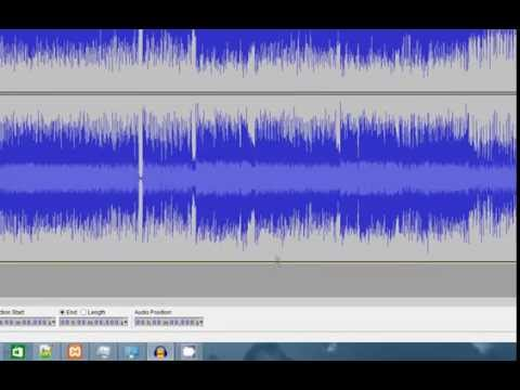 How to make music louder on your computer with Audacity!