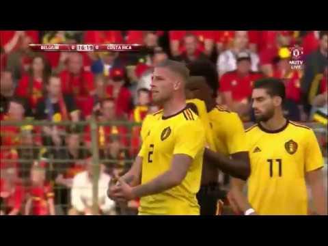 Belgium vs Costa Rica Full Match 2018 | Road to World Cup Russia 2018 | International Friendly Match