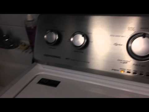Maytag Centennial washer guide