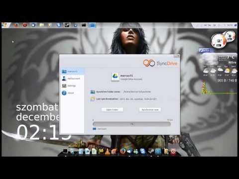 How to install google drive in ubuntu 13 04 -
