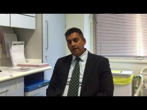 Parkside Hospital Consultant Cardiologist Rajan Sharma