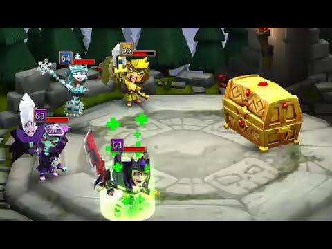 3 Star Victory for (VH) Ride of the Valkyries!!- Dungeon Boss