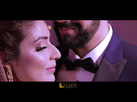 Asian Wedding Videography- Adnan & Alia, Renaissance Heathrow and Decorium, London by Ayaans Films.
