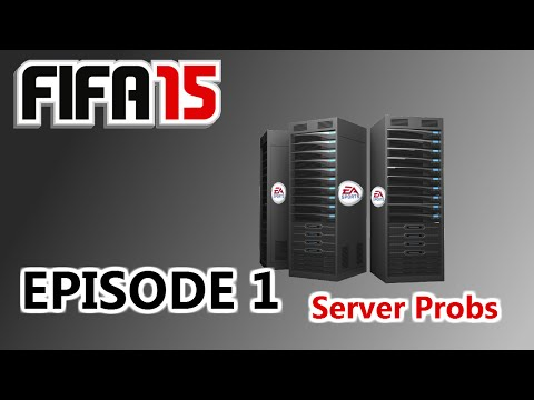 FIFA 15 Ultimate Team iOS --- Episode 1: EA's Servers are Mean to Me