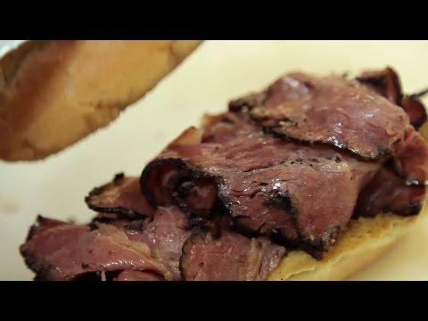 Philippe's Super Famous French Dip