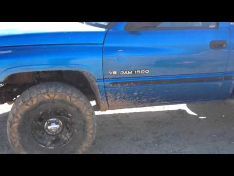 98 Dodge Ram 360 with 408 stroker kit NO EXHAUST