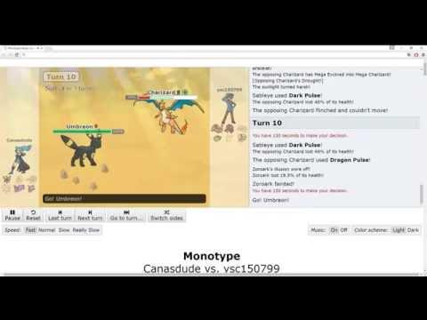 Pokémon Showdown #12