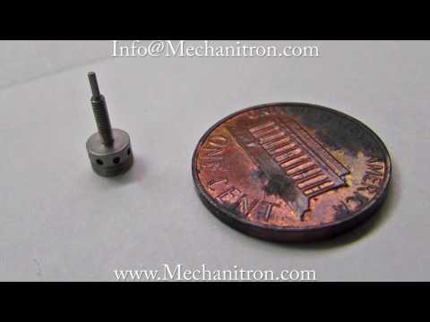 Lead Screw Manufacture
