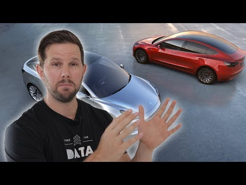 Tesla Model 3 Depreciation - What Will Your Model 3 Be Worth In 5 Years?