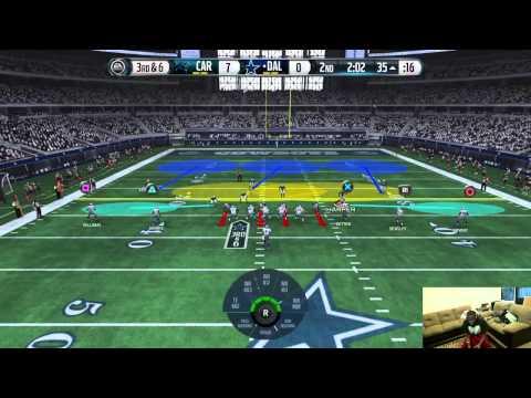 Madden 15 Full Game: CAROLINA PANTHERS PLAYBOOK | MaddenMastermind | iMAV3RIQ