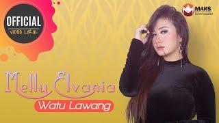 Melly Elvania - Watu Lawang (Official Lyrics Video)