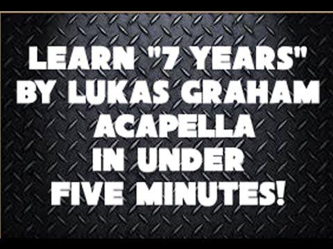 Acapella Tutorial - Learn