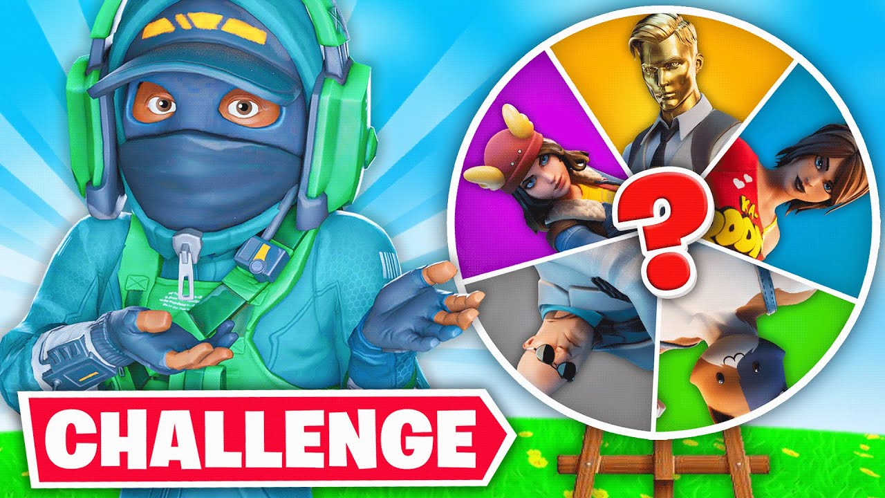 The MYTHIC SPINNING WHEEL Challenge!