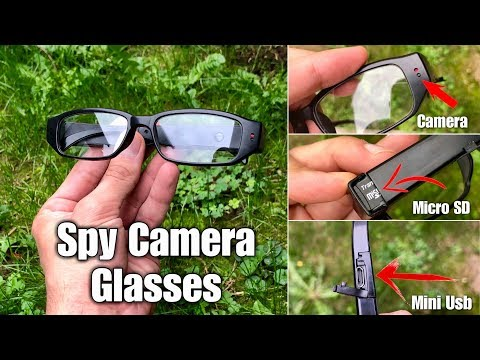 6a7f0a78f79ff How to make a spy camera glasses -