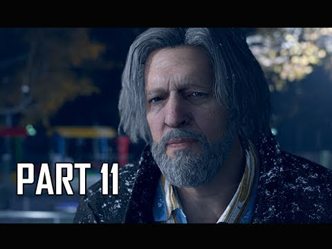 DETROIT BECOME HUMAN Gameplay Walkthrough Part 11 - COLE (PS4 Pro 4K Let's Play)