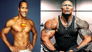 The Rock - Transformation From 1 To 45 Years Old