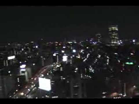 Tokyo Park Prince Hotel - night