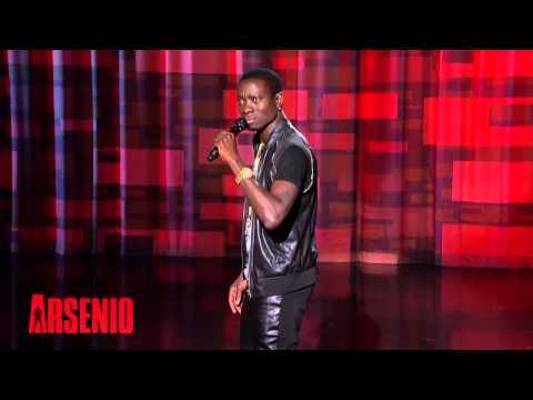 Michael Blackson Standup on The Arsenio Hall Show