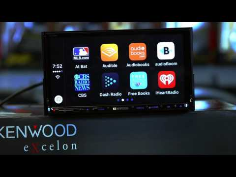 How to do Apple CarPlay on your new 2016 Kenwood Excelon radio