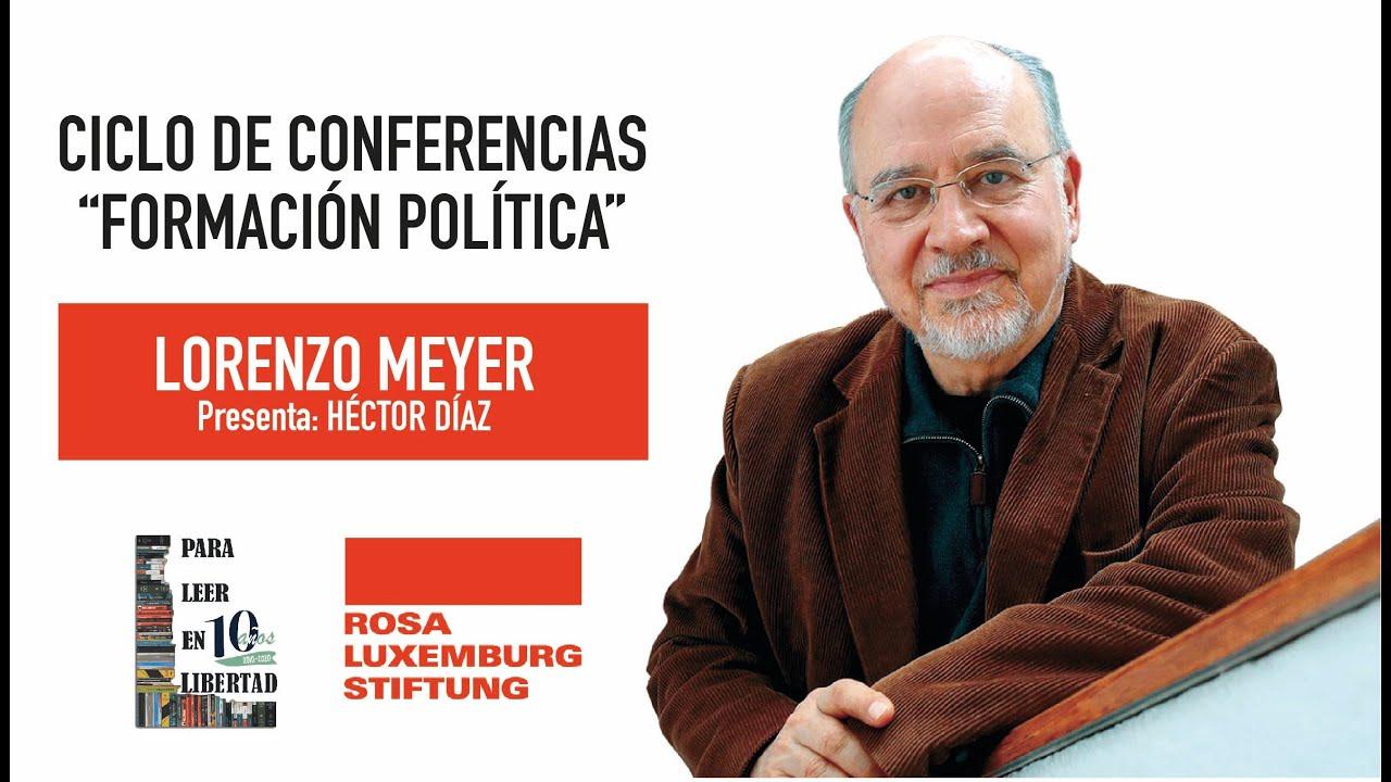 Charlando con Lorenzo Meyer #ParaHablarEnLibertad