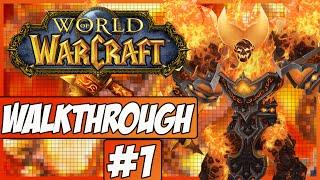 World Of Warcraft Walkthrough Ep.1 w/Angel - Character Creation!