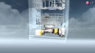 LG Dishwasher - More Space