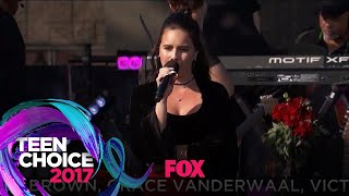 Bea Miller Talks To The Teen Choice Audience About Her Music | TEEN CHOICE