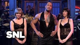 Dwayne Johnson Monologue - Saturday Night Live