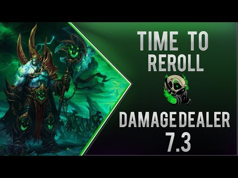 Should You Reroll To Dps Now? - World of Warcraft Legion 7.3